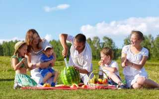 Отпуск для многодетных родителей по Трудовому кодексу РФ