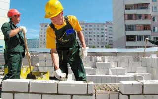 Должностная инструкция каменщика: обязанности в строительстве, разряды