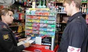 Когда назначается штраф за продажу алкоголя несовершеннолетним