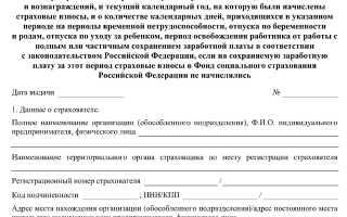 Образец заполнения справки о заработной плате 182н