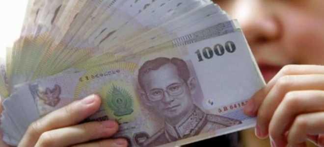 Средние заработная платы в Тайланде