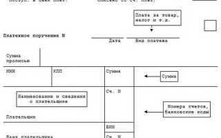 Расчеты платежными поручениями: особенности, в каких случаях выполняются