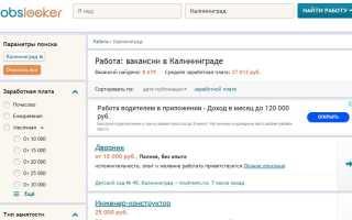 Средняя зарплата в Калининграде и Калининградской области: заработок для разных профессий