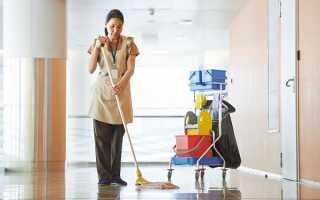 Особенности профессионального стандарта уборщика служебных помещений
