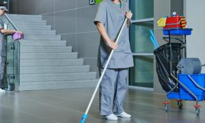 Инвентарь для уборки помещений: маркировка, хранение и правила использования