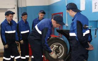 Профстандарт слесаря по ремонту автомобилей