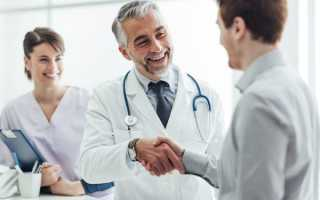 Должностная инструкция и обязанности главного врача больницы