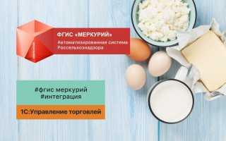 """ФГИС """"Меркурий"""": какие продукты должны проходить через систему"""
