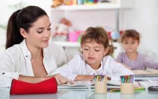 Основные профессиональные качества воспитателя детского сада