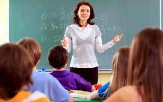 Должностная инструкция и функциональные обязанности учителя в школе