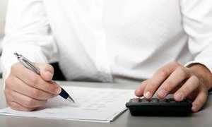 Расчет пени по налоговой задолженности