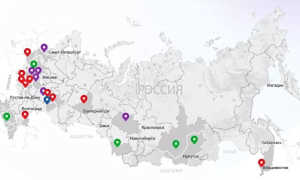 Особые экономические зоны (ОЭЗ) в России : Алабуга, Дубна, Липецк, Алтайская долина, Санкт-Петербург