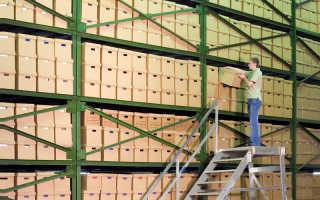 Архивирование документов в организации: правила сдачи и ведения