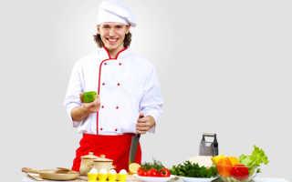 Должностная инструкция повара столовой, ресторана, кафе и школы