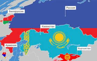 Страны Таможенного союза: кто входит, входят ли Киргизия и Узбекистан