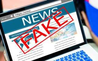 Закон о фейковых новостях и неуважении к власти: принятие Госдумой РФ