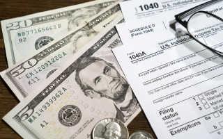 Заполнение декларации по налогу на прибыль