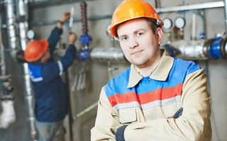 Должностная инструкция оператора паровой или газовой котельной