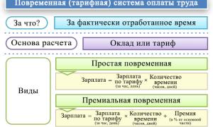 Формы и системы оплаты труда на предприятии: способы начисления заработной платы